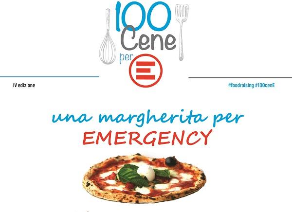 SOLIDARIETA' – #100cene per Emergency, appuntamento a Isernia