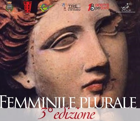"CULTURA – Terza edizione di ""Femminile Plurale"""