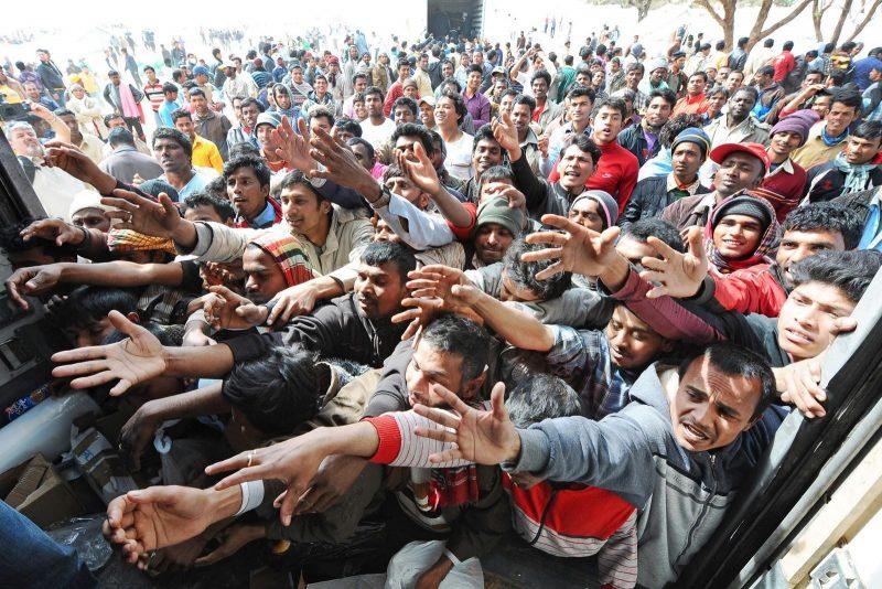 L'immigrazione di ieri e l'emigrazione di oggi