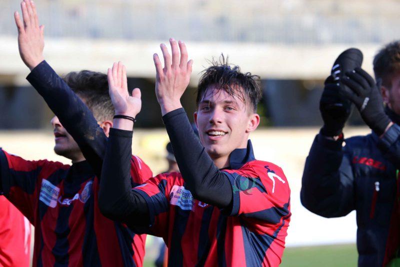 Il Campobasso agguanta 3 punti pesantissimi con Lo Perfido al 94′