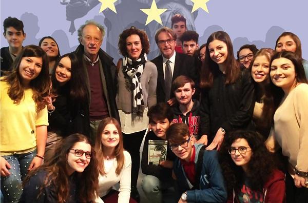 Letture effervescenti, gli studenti del Majorana-Fascitelli incontrano Gherardo Colombo