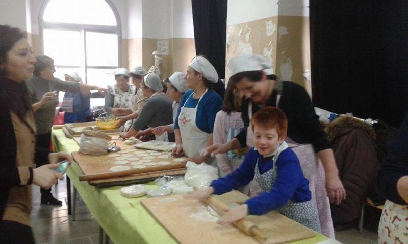 Riccia: tradizione di San Giuseppe