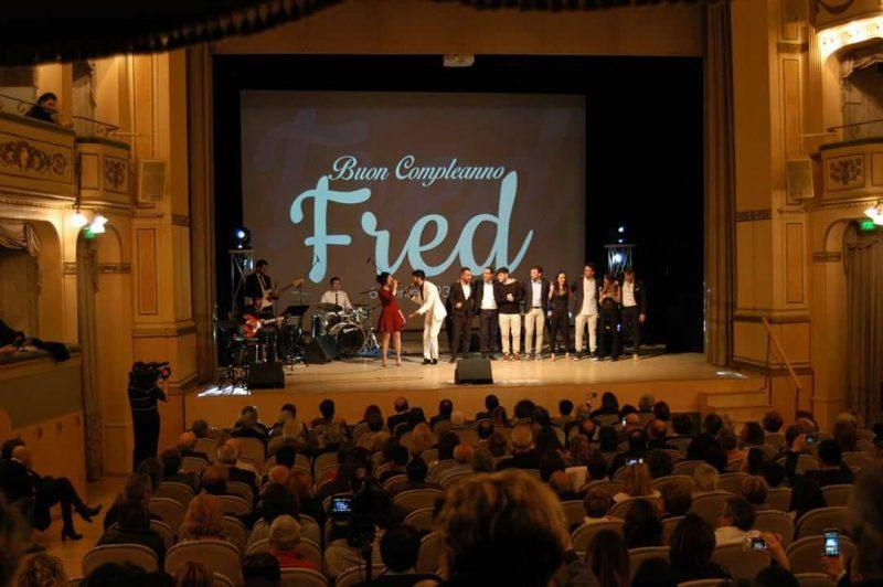 Buon compleanno Fred, anche quest'anno l'evento dedicato al grande cantante campobassano