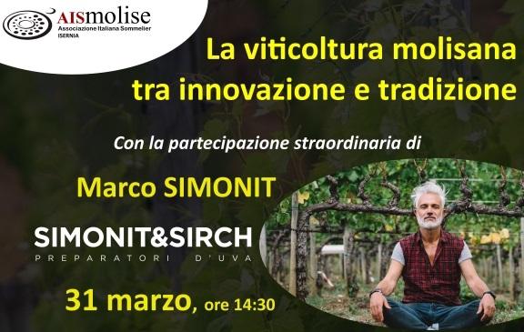 AIS – Forum sulla viticoltura, Simonit ospite d'eccezione