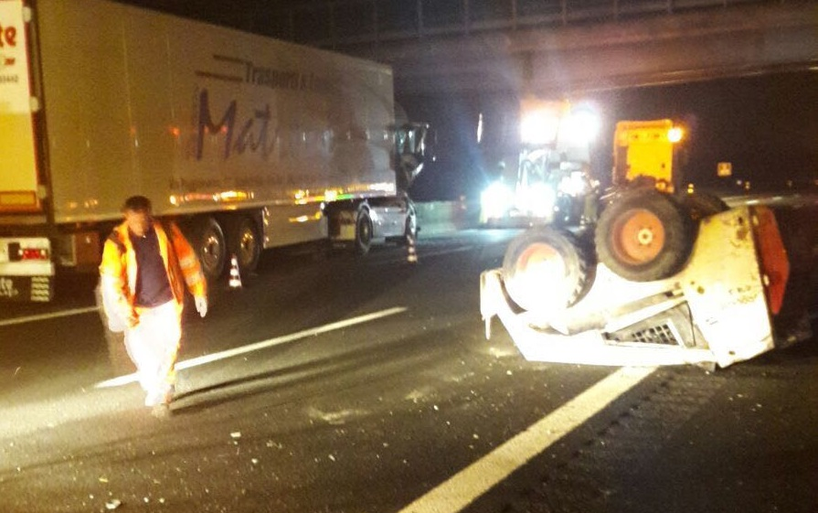 Scontro tra Tir e camion, perde la vita 59enne isernino