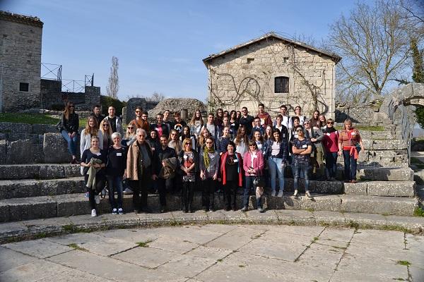 """Erasmus+, concluse le attività del progetto """"Water is Life"""""""