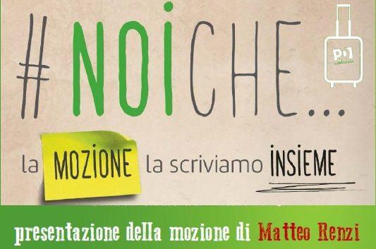 L'economista Tommaso Nannicini in città per la mozione Renzi-Martina