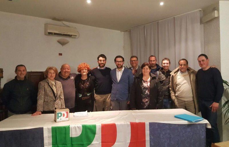 L'onorevole Venittelli inaugura il nuovo circolo Pd di Montefalcone