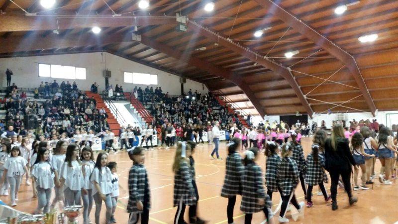 Danza Sportiva, successo per la prima edizione della Coppa Molise