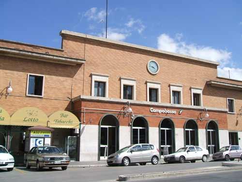 Stazione di Campobasso: disagi per i pendolari
