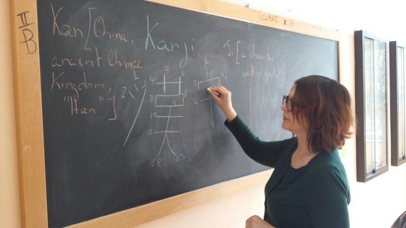 'Cuoco-Manuppella', spopola il corso di lingua giapponese