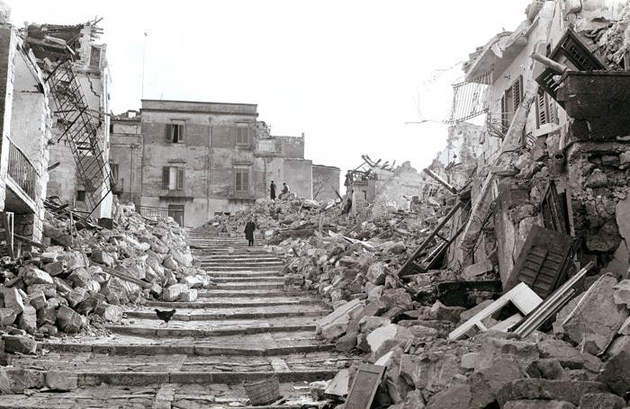 Terremoti, calamità da prevenire