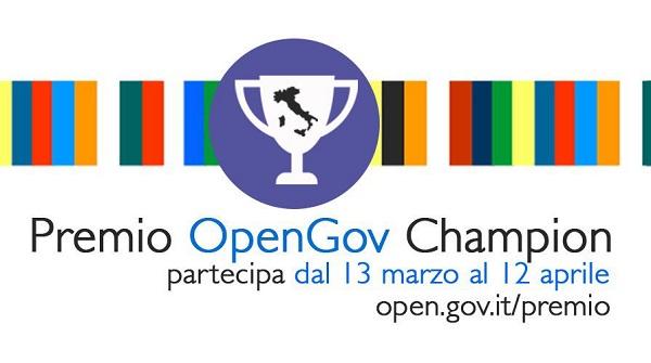 Amministrazioni trasparenti, arriva il premio 'OpenGov Champion'