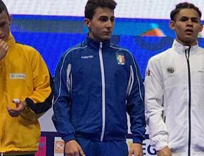 Mondiali Youth di pesistica, Donato Mastrangelo al secondo posto