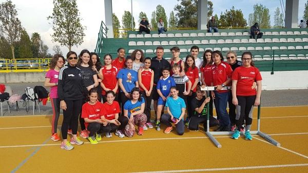 Il settore giovanile NAI ospite del Gruppo Sportivo Fiamme Gialle