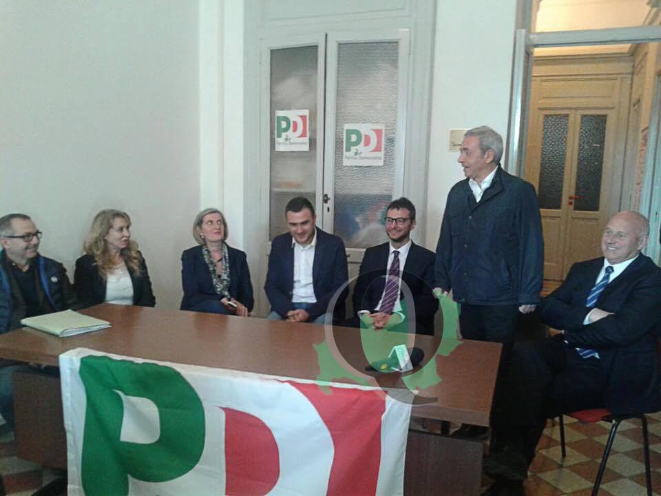 Convenzione Pd senza Emiliano, no di Guerini al rinvio delle primarie