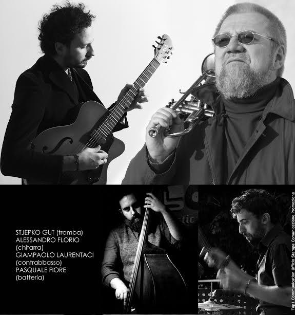 Dopolavoro Ferroviario in musica: trio jazz e Stjepko Gut