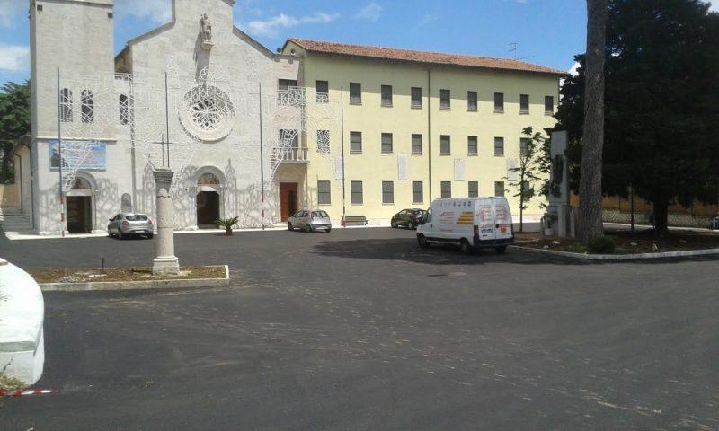 Nuova illuminazione nella Basilica dei Santi Martiri grazie alla generosità dei fedeli