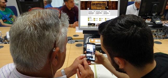 'Tutti in rete con i nonni', open day di alfabetizzazione digitale al 'Marconi'
