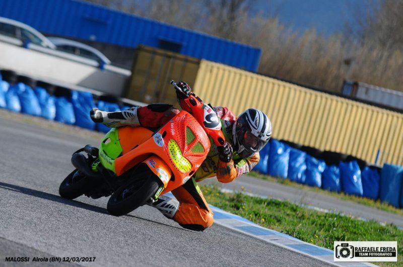 Campionato Italiano scooter, Marco Giglio portacolori del Molise