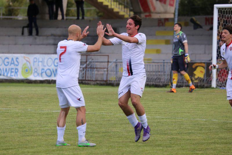 Un gol di Martiniello regala un punto al Campobasso