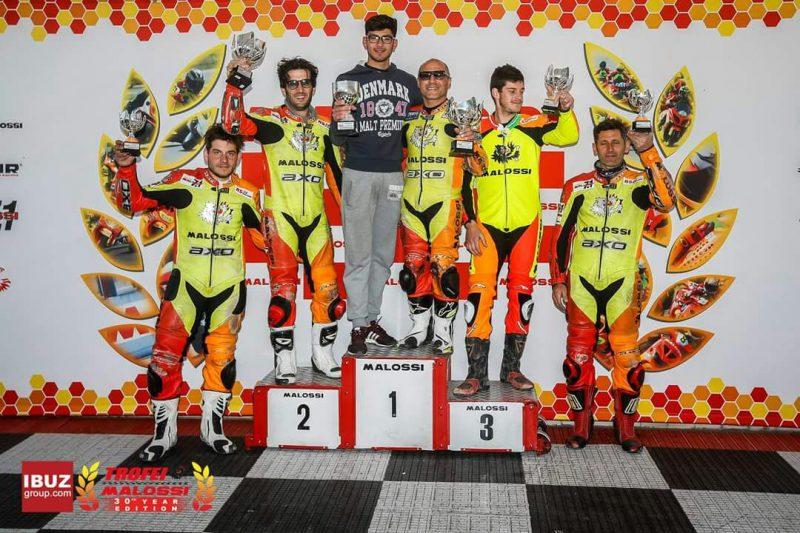 Campionato Scooter Malossi, ottimo quarto posto per Marco Giglio