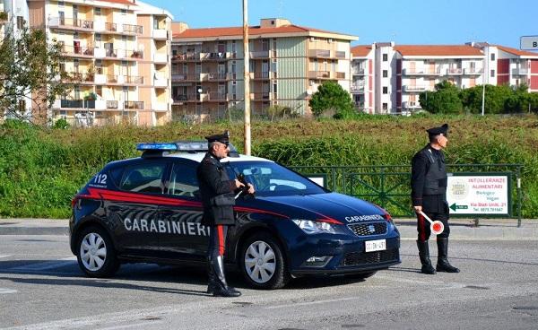 """Operazione """"Estate sicura"""", il bilancio dell'attività dei Carabinieri"""