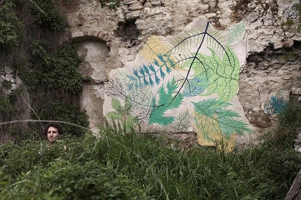 CVTà STREET FEST – A Civitacampomarano arriva l'artista argentino Bosoletti