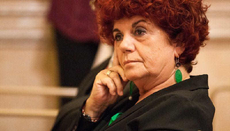 La Ministra dell'Istruzione Valeria Fedeli a Campobasso