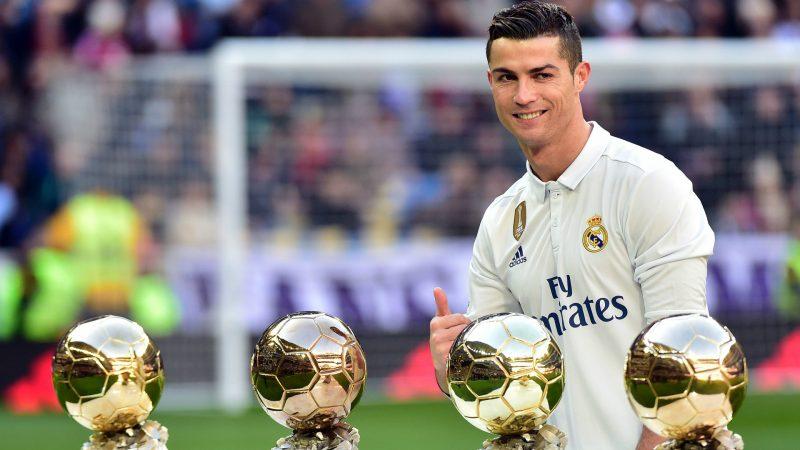 CR7: la leggenda del calcio
