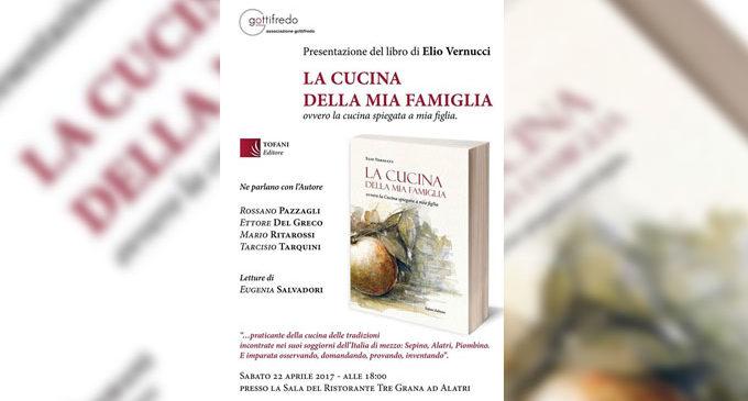 CULTURA – Sepino, oggi la presentazione del libro sulla cucina regionale