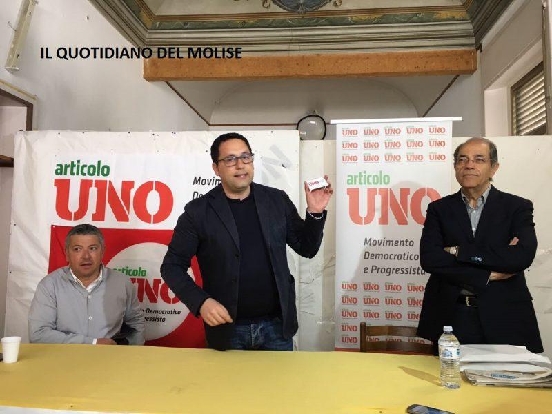 Termoli, inaugurata la sede del Movimento Democratico Progressista