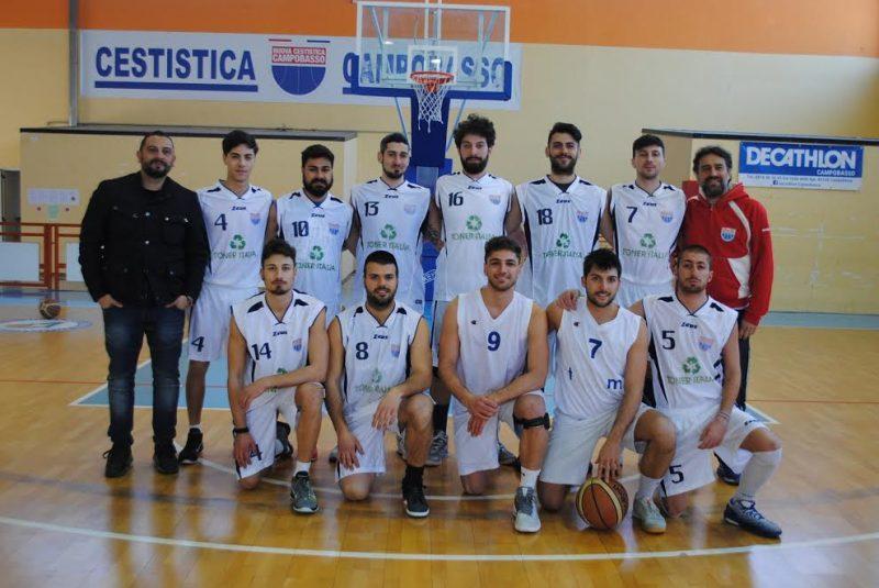 CUS Molise Basket: lunedì sfida con il Verona