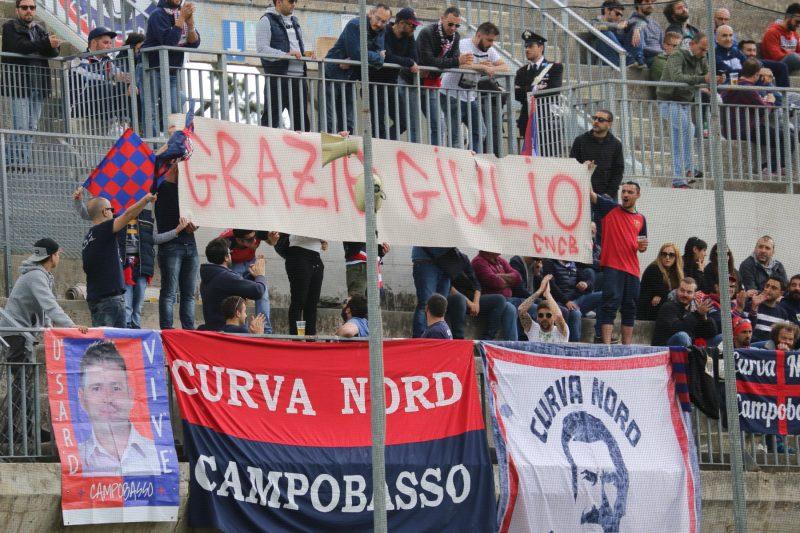 Campobasso sconfitto dalla Vis Pesaro, Ragatzu regala i playoff all'O.Agnonese