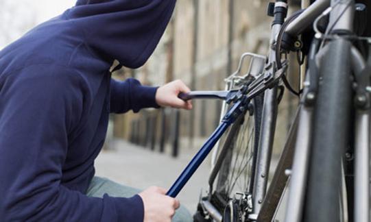 Ladro di biciclette nella rete dell'Arma