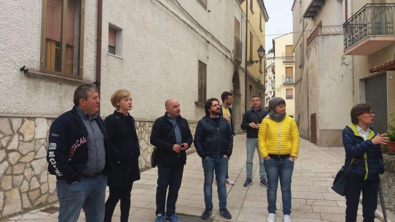 M5S Molise dona 10.000 euro a Civitacampomarano