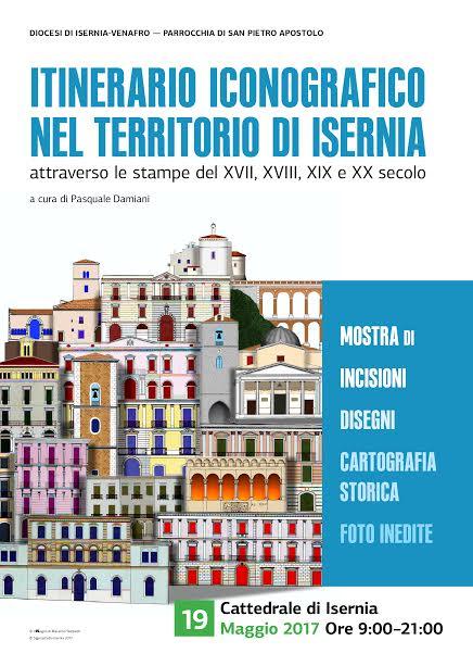 19 maggio itinerario iconografico a Isernia