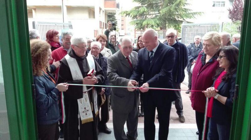 INIZIATIVE – Inaugurato ieri il nuovo centro sociale di via Emilia