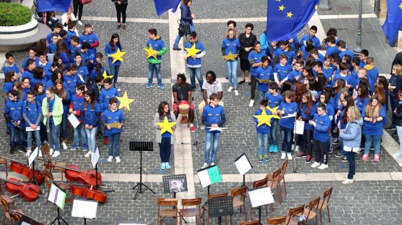 Festa dell'Europa a Montenero