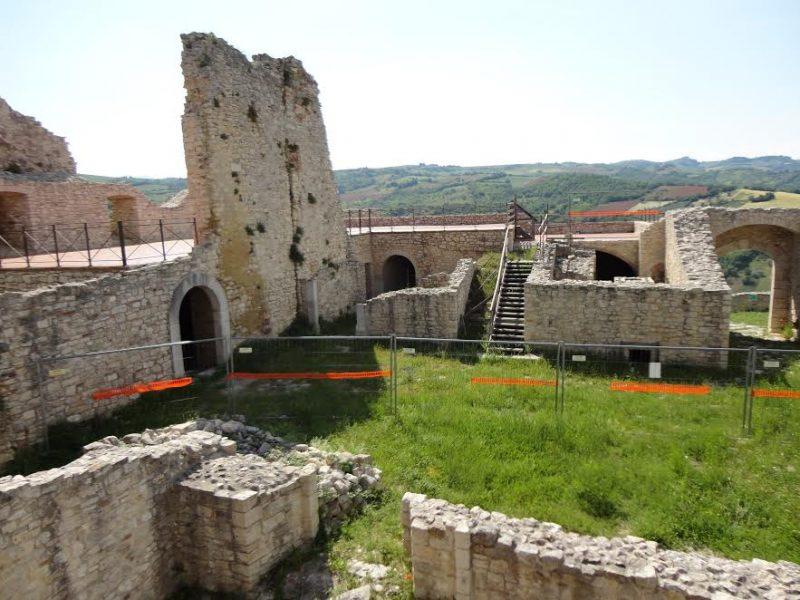 Il castello D'Evoli nelle Giornate nazionali dei castelli