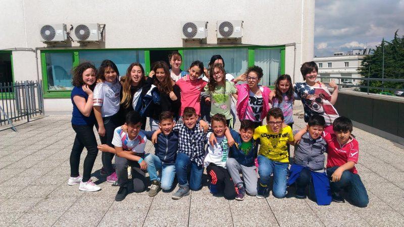 INIZIATIVE – La classe 5A della Nina Guerrizio in visita nella nostra redazione