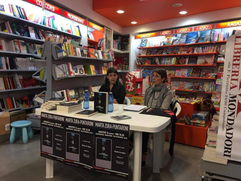 CULTURA – 'Grande era onirica', ieri alla Mondadori l'incontro con la scrittrice