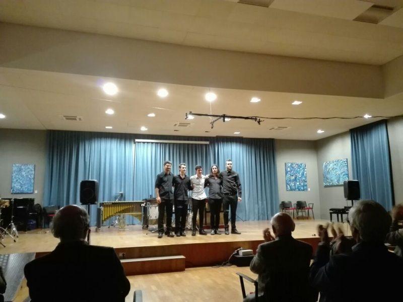 MUSICA – Premio delle Arti, Simone Di Tullio svetta nella categoria Solisti