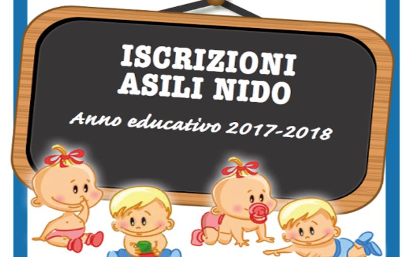 SOCIETA' – Aperte le iscrizioni agli asili nido, c'è tempo fino al 23 giugno