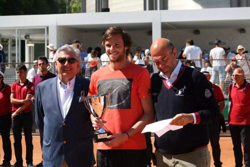 Campionati Italiani di Quarta Categoria, Lorenzo De Rosa conquista il Foro Italico
