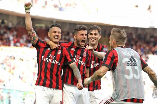 Il 'campobassano' Cutrone debutta in serie A col Milan