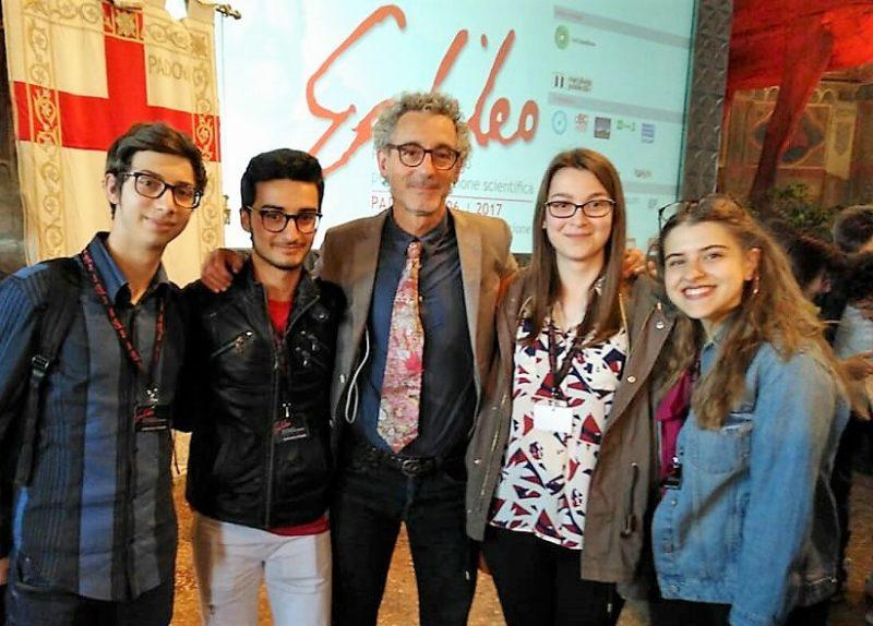 Gli studenti del Majorana-Fascitelli incontrano il sismologo Alessandro Amato