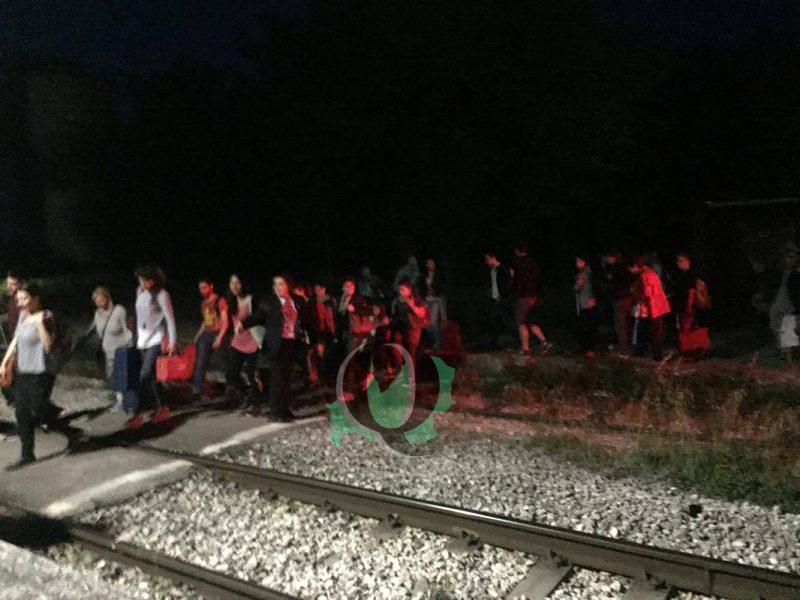 Doppia rottura al treno e 2 ore di ritardo: 5 ore da Roma a Campobasso (FOTO)
