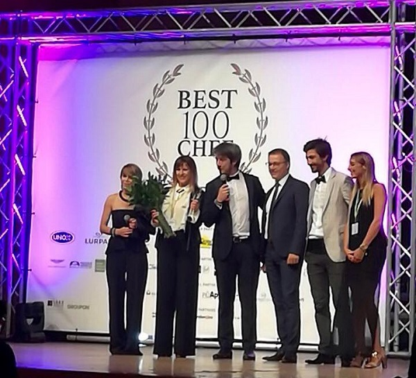 'Chef Awards 2017', Simona De Castro trionfa come migliore chef donna