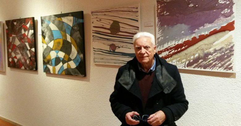 ARTE – Le opere di Corbo all'Istituto Italiano di Cultura di Budapest